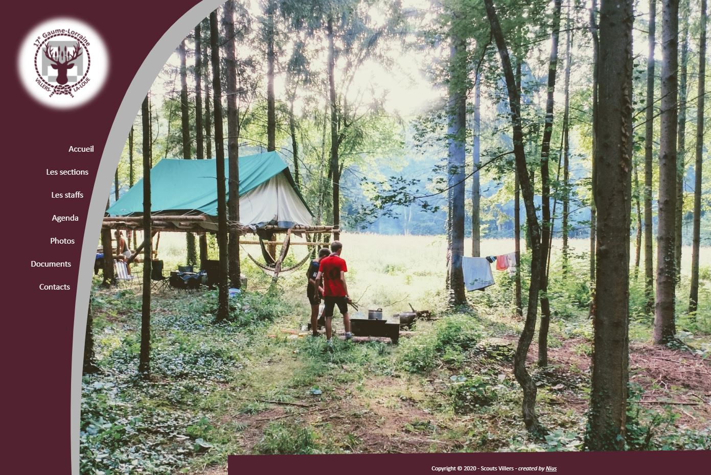 Scouts of Villers-la-Loue